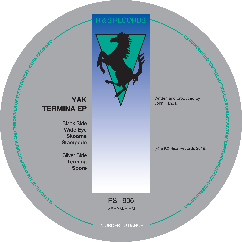 "Yak/TERMINA EP 12"""