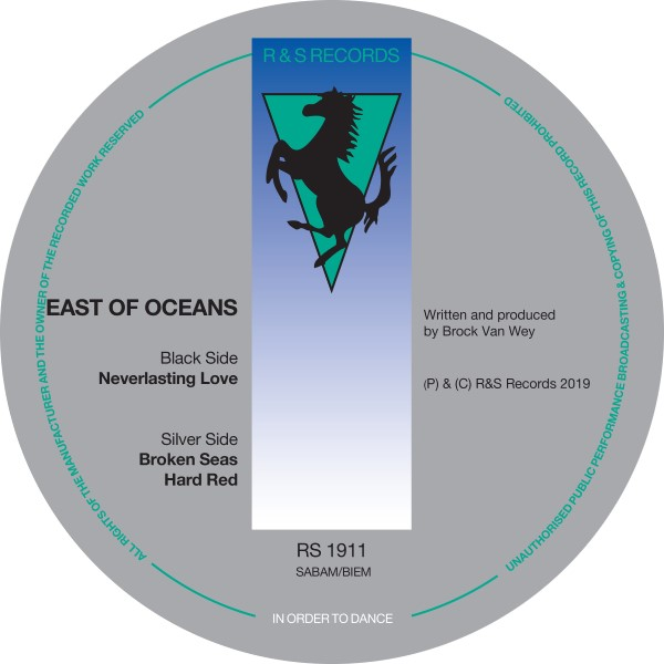 East Of Oceans/NEVERLASTING LOVE 12""