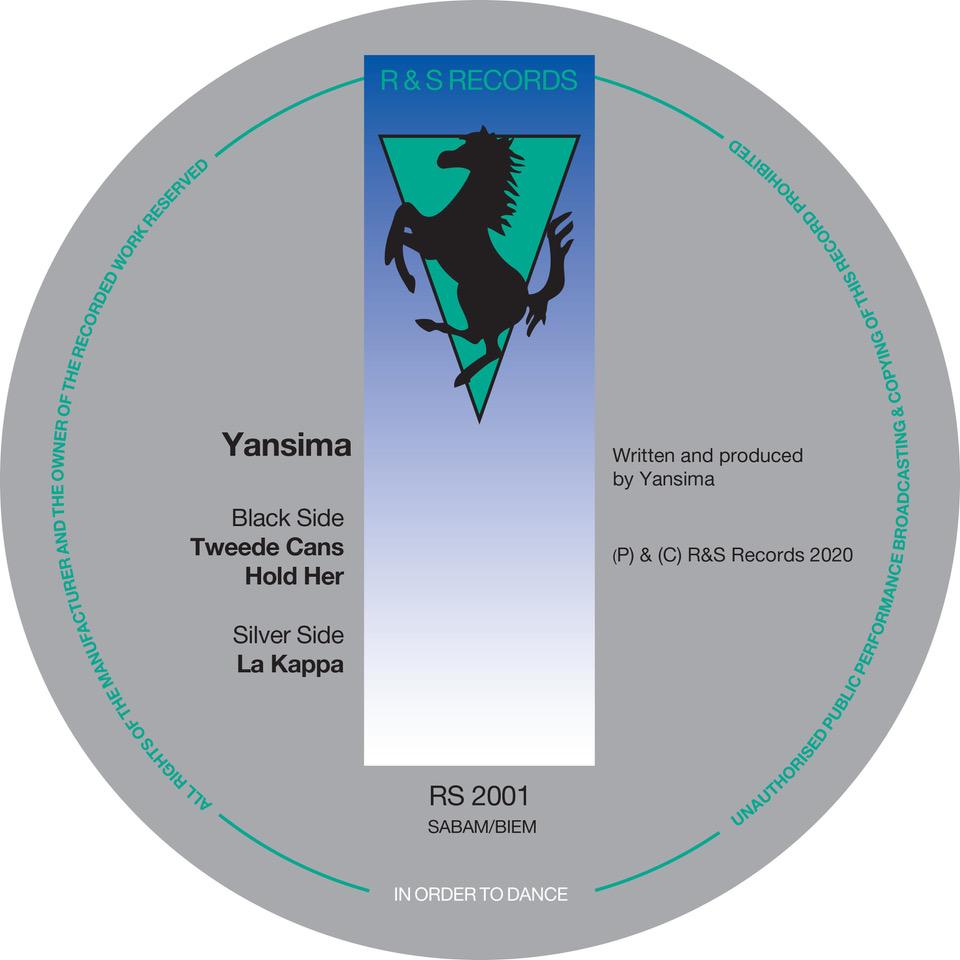 """Yansima/TWEEDE KANS 12"""""""
