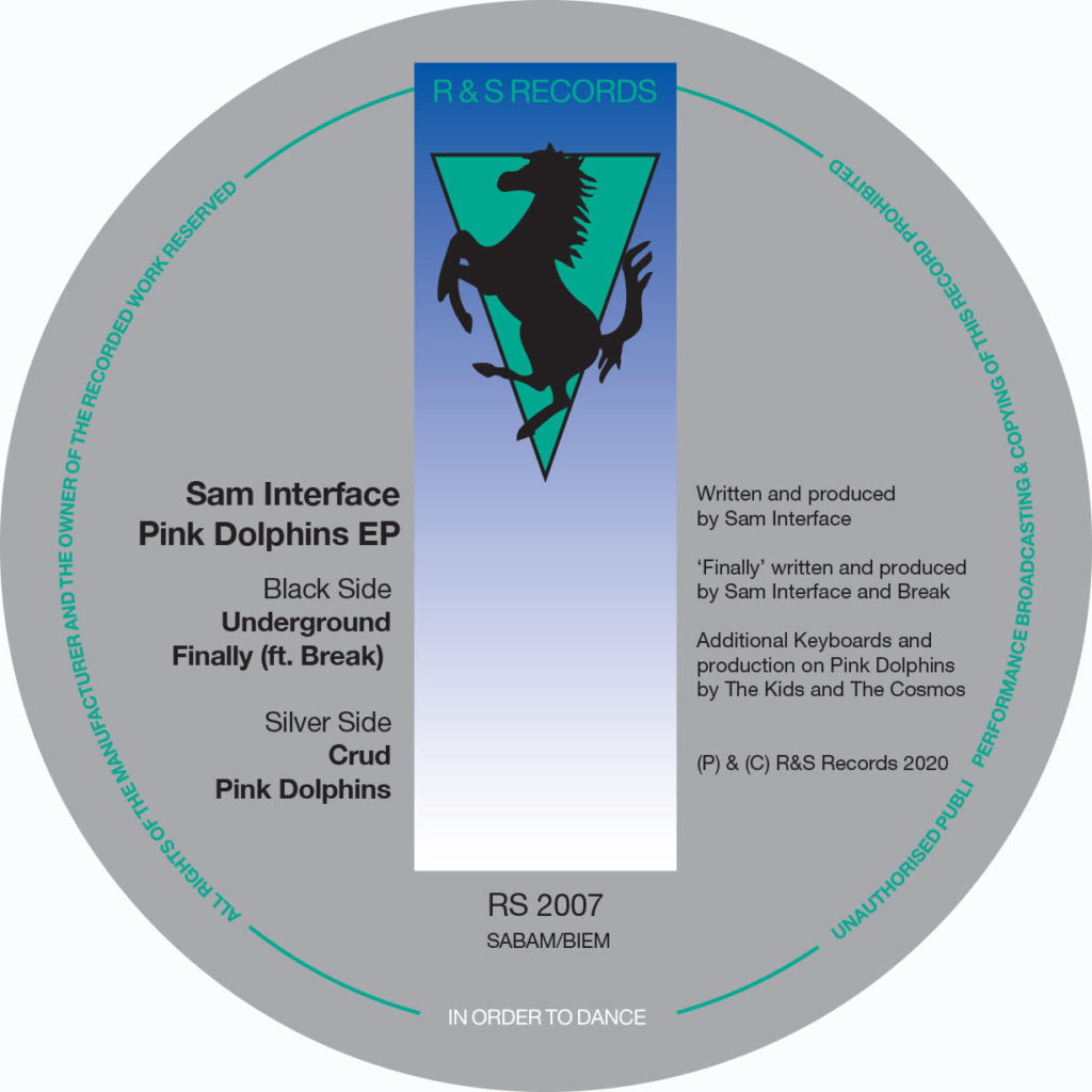 Sam Interface/PINK DOLPHINS EP 12""