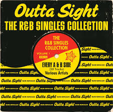 Various/OUTTA SIGHT R&B SINGLES VOL 1 CD