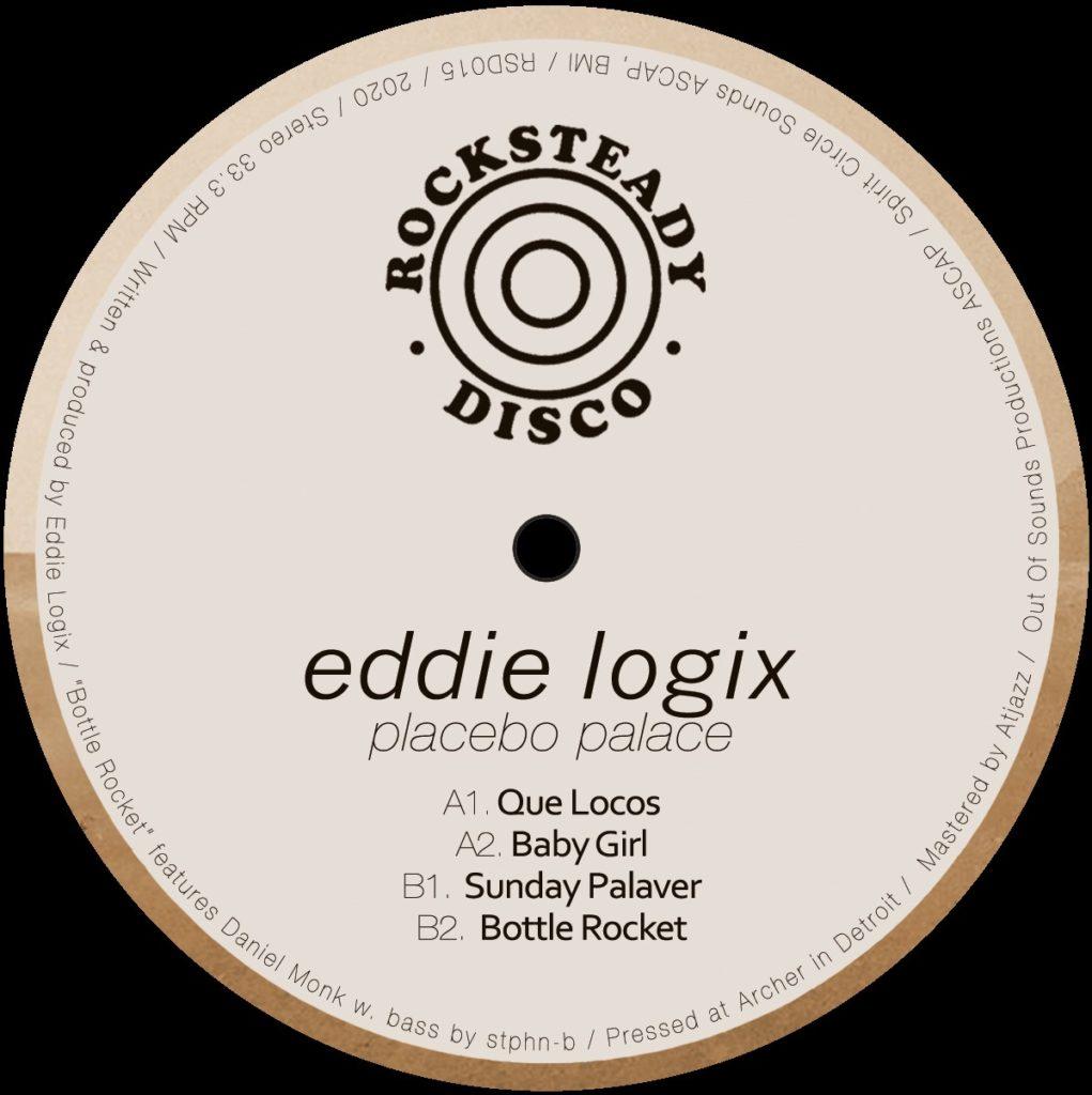 """Eddie Logix/PLACEBO PALACE EP 12"""""""