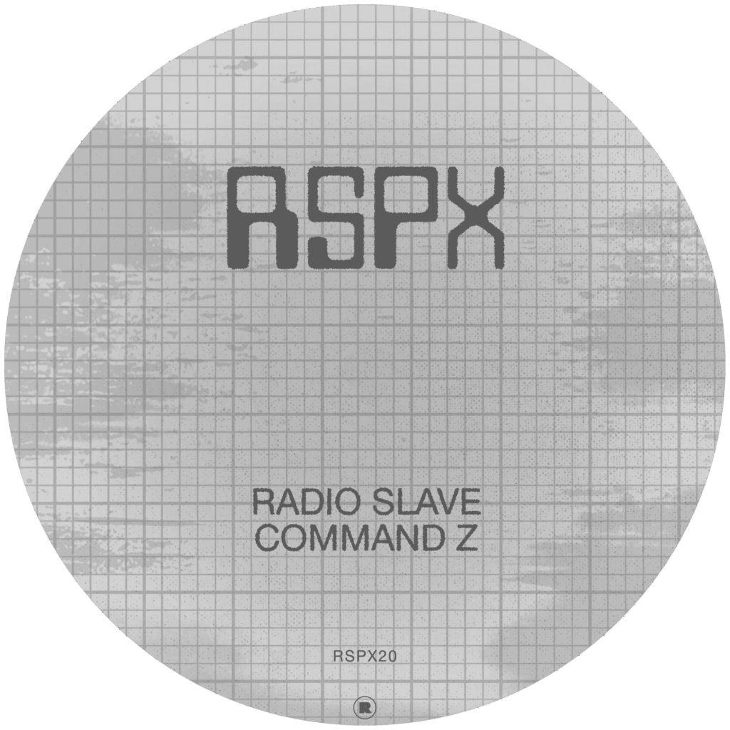 "Radio Slave/COMMAND Z 12"""
