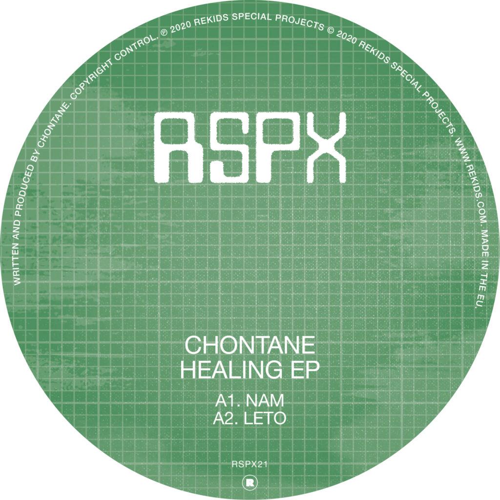 """Chontane/HEALING EP 12"""""""