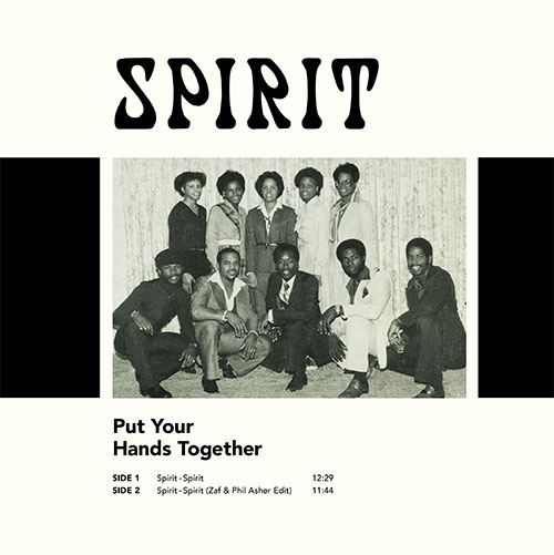 "Spirit/SPIRIT 12"""