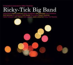 Ricky-Tick Big Band/SELF-TITLED CD