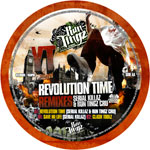 "YT/REVOLUTION TIME (SK & RTC REMIX) 12"""