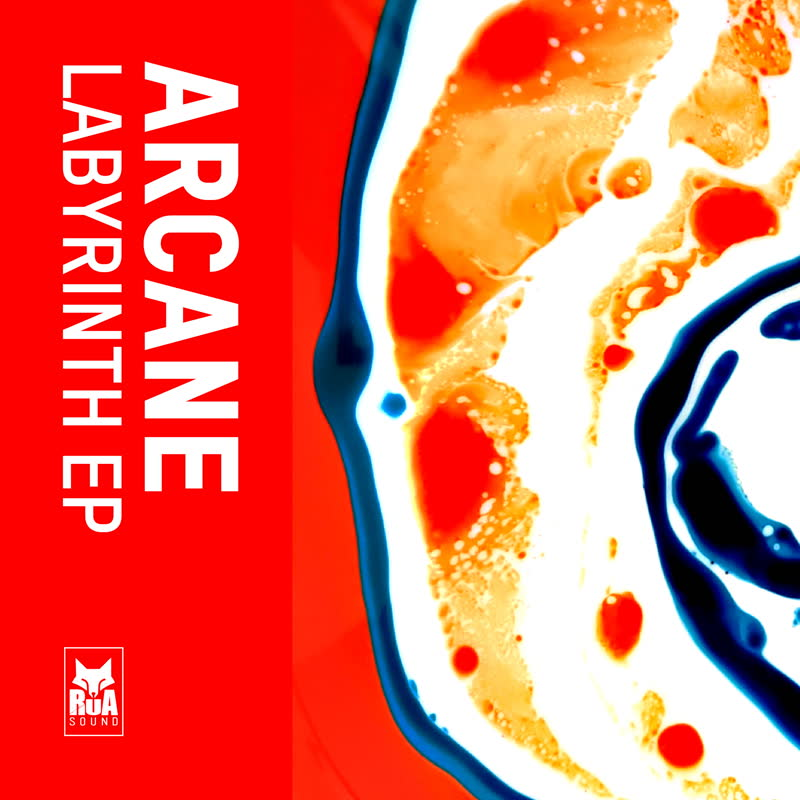 Arcane/LABYRINTH EP 12""
