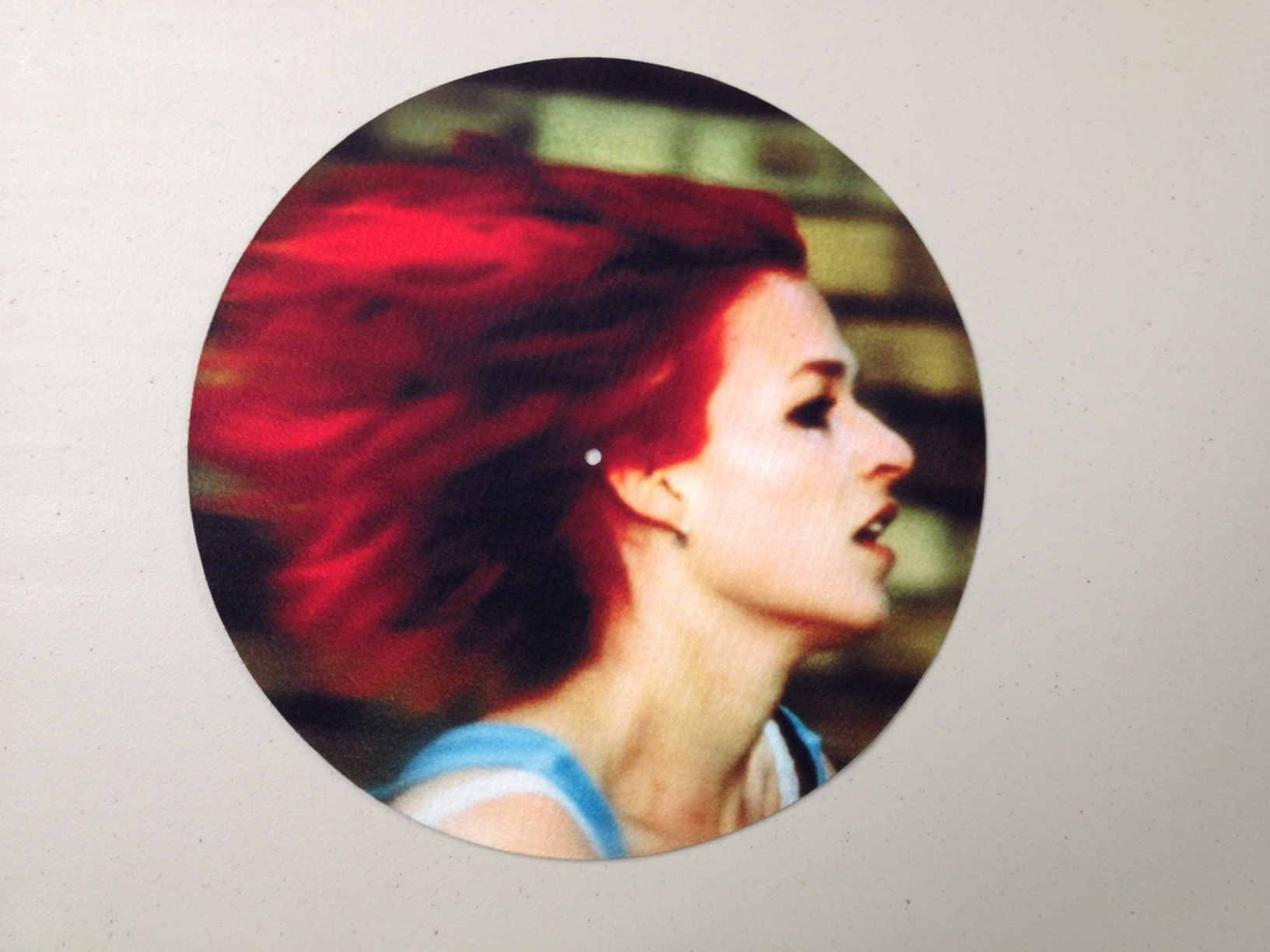 Run Lola Run/MOVIE IMAGE SLIPMAT