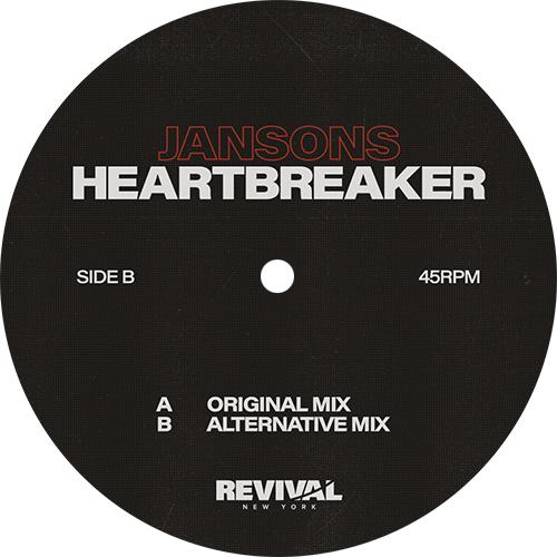 """Jansons/HEARTBREAKER 12"""""""