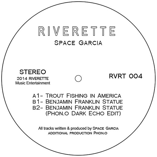 Space Garcia/TROUT FISHING... 12""