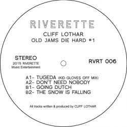 Cliff Lothar/OLD JAMS DIE HARD #1 12""
