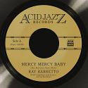 """Ray Barretto/MERCY MERCY BABY 7"""""""