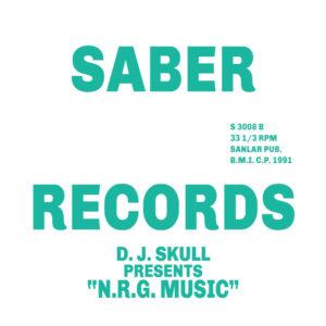 """DJ Skull/N.R.G. MUSIC EP 12"""""""