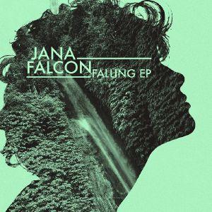 "Jana Falcon/FALLING EP 12"""