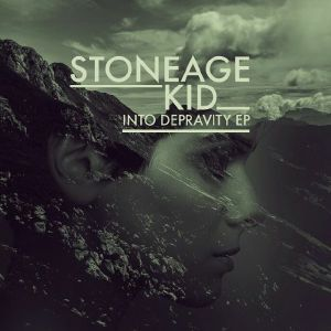 Stoneage Kid/INTO DEPRAVITY EP 12""