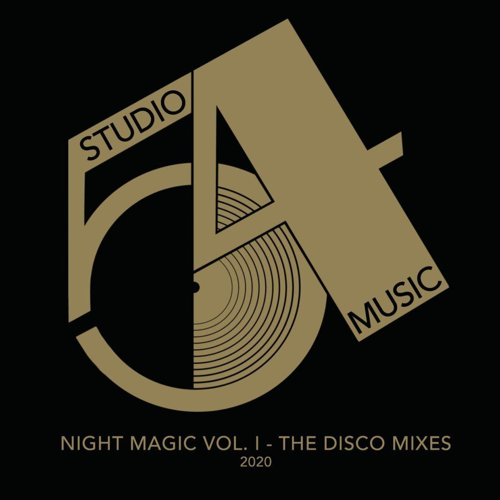 """JKriv/NIGHT MAGIC VOL 1: DISCO MIXES 12"""""""
