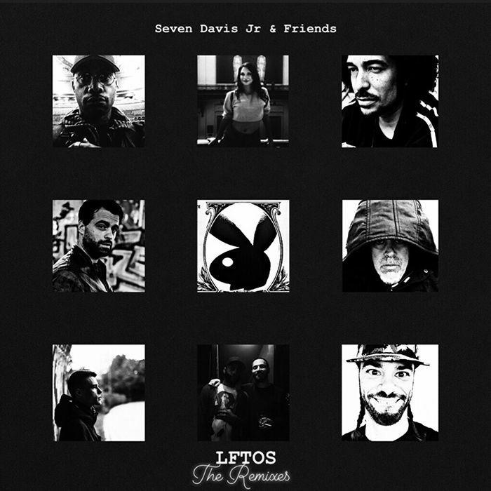 "Seven Davis Jr/LFTOS: THE REMIXES 12"""