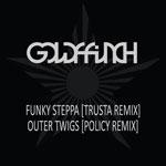 """Goldffinch/FUNKY STEPPA (TRUSTA RMX) 12"""""""