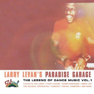 Larry Levan/LEGEND OF DANCE MUSIC V1 3LP