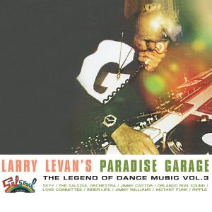 Larry Levan/LEGEND OF DANCE MUSIC V3 3LP