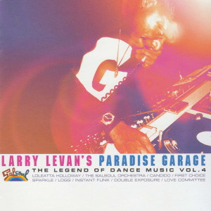Larry Levan/LEGEND OF DANCE MUSIC V4 3LP