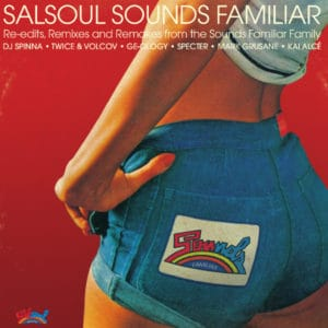 Various/SALSOUL SOUNDS FAMILIAR DLP