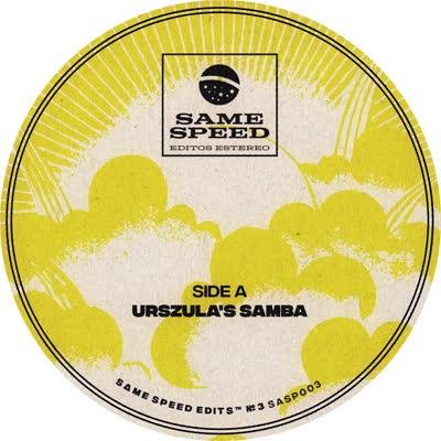 """Same Speed/SAME SPEED SAMBAS V3 12"""""""
