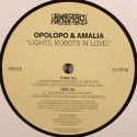 Opolopo/LIGHTS, ROBOTS 'N' LOVE-DOMU 12""