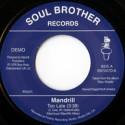 Mandrill/TOO LATE & FEELING GOOD 7""