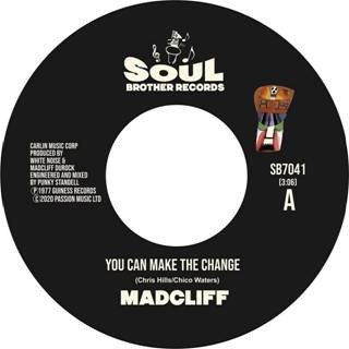 Madcliff/YOU CAN MAKE THE CHANGE 7""