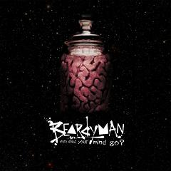 Beardyman/WHERE DOES YOUR MIND GO?  12""
