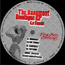 La Tuerie/THE BASEMENT BOUTIQUE EP 12""