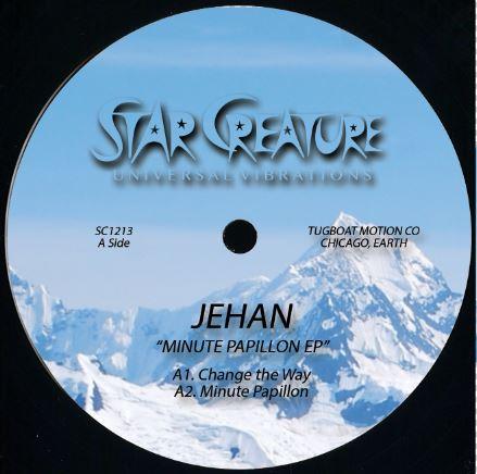 "Jehan/MINUTE PAPILLON 12"""