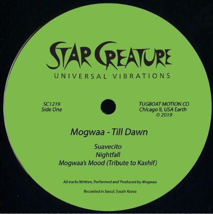 """Mogwaa/TILL DAWN 12"""""""