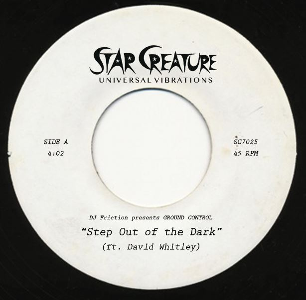 Ground Control/STEP OUT- ALL NIGHT...7""