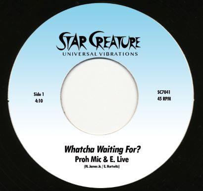 Proh Mic & E. Live/WHATCHA WAITING...7""