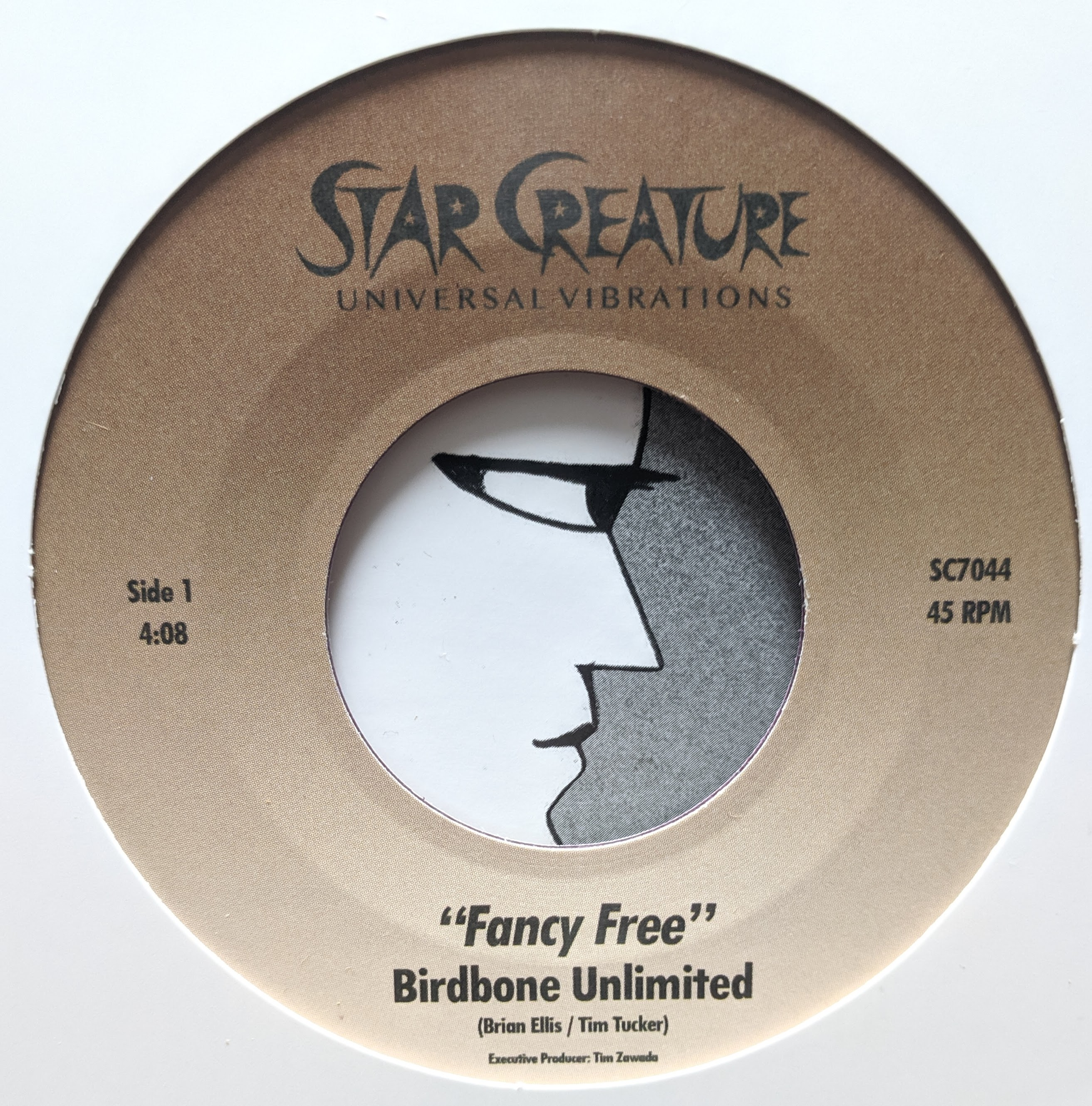 Birdbone Unlimited/FANCY FREE 7""