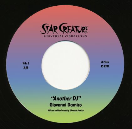 Giovanni Damico/ANOTHER DJ 7""