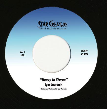 """Igor Jadranin/HEAVY IN STEREO 7"""""""