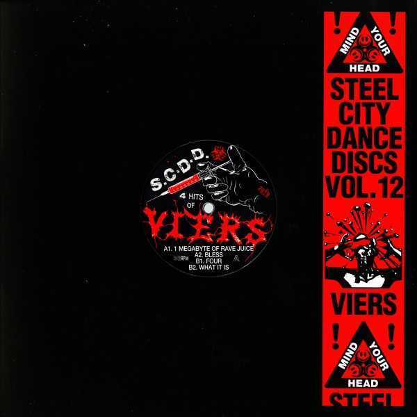 Viers/SCDD012 12""