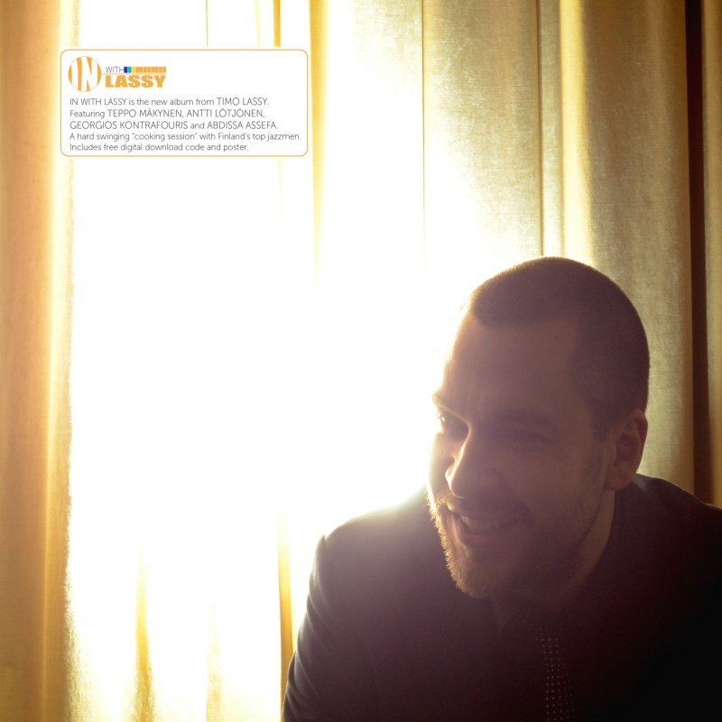 Timo Lassy/IN WITH LASSY  LP