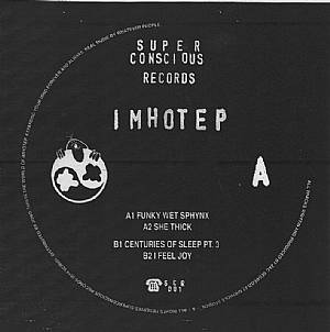 Imhotep/FUNKY WET SPHYNX EP 12""