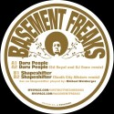 Basement Freaks/BASEMENT FREAKS EP 12""