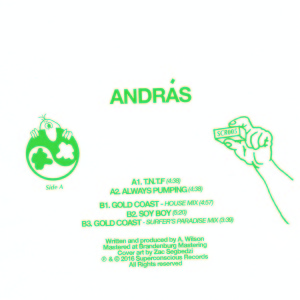 Andras/T.N.T.F. 12""