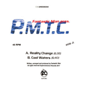 Fantastic Man/REALITY CHANGE 12""