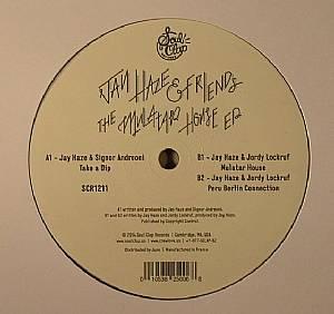 """Jay Haze/MULATAR HOUSE EP 12"""""""