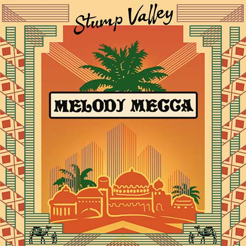 "Stump Valley/MELODJ MECCA 12"""