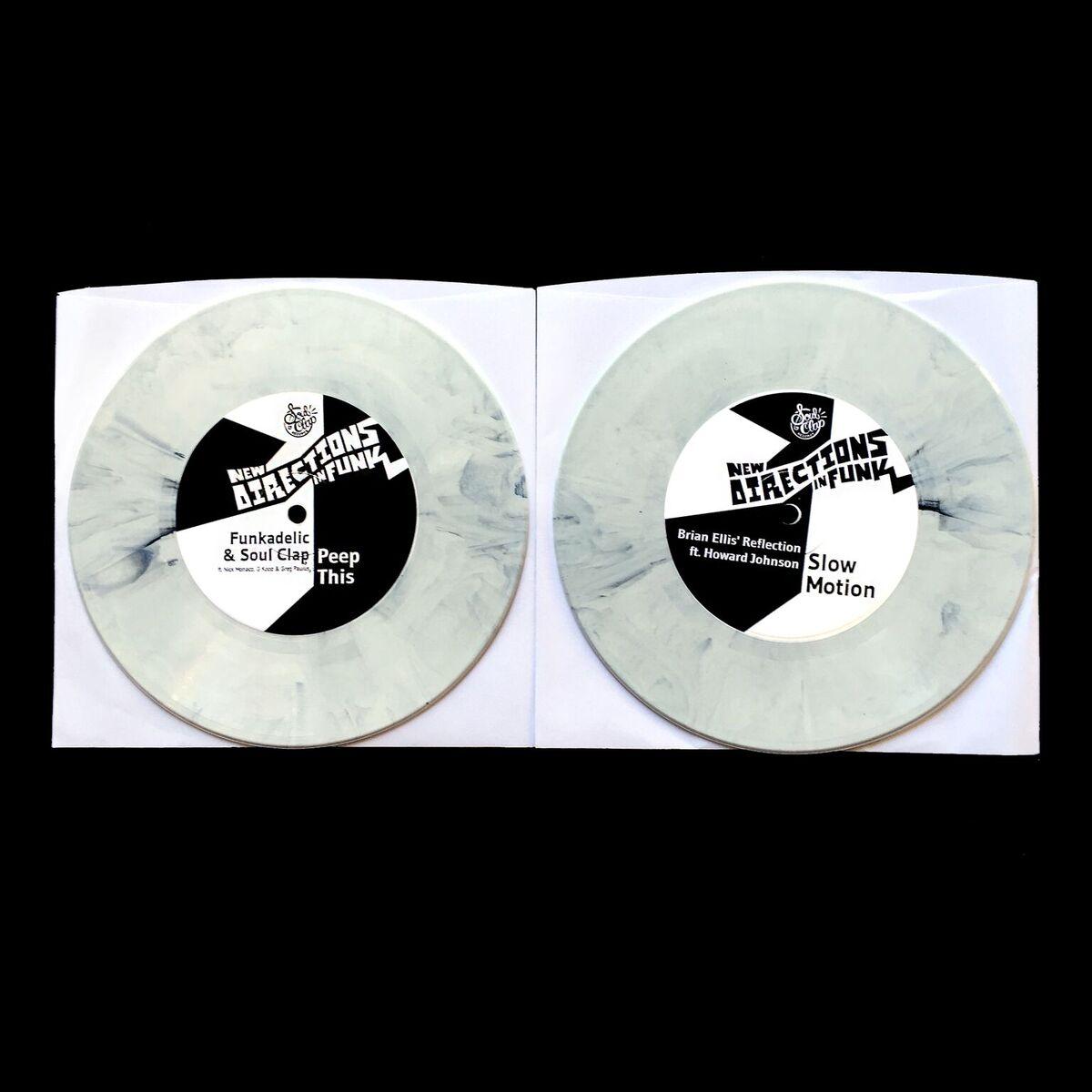 "Funkadelic & Soul Clap/PEEP THIS 7"""