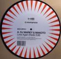 """DJ Marky & Makoto/LOVE AGAIN-SERATO 10"""""""